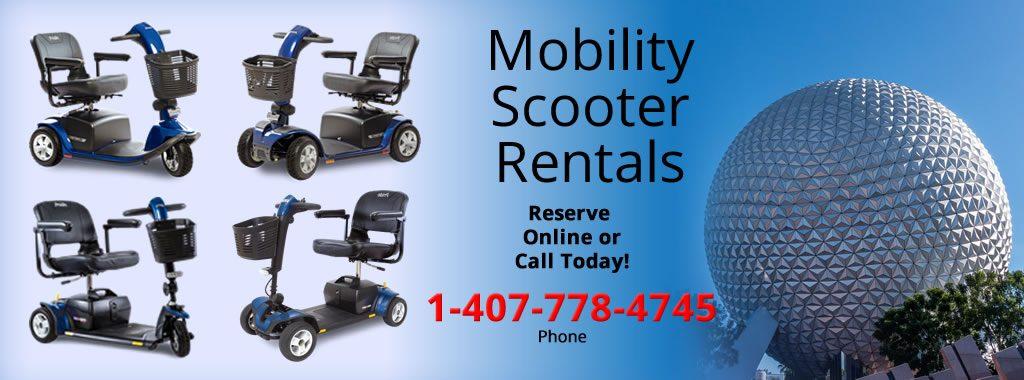 Mobility Scooter Rentals Orlando