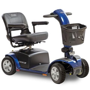 4 Wheel Scooter Rental - Victory 10